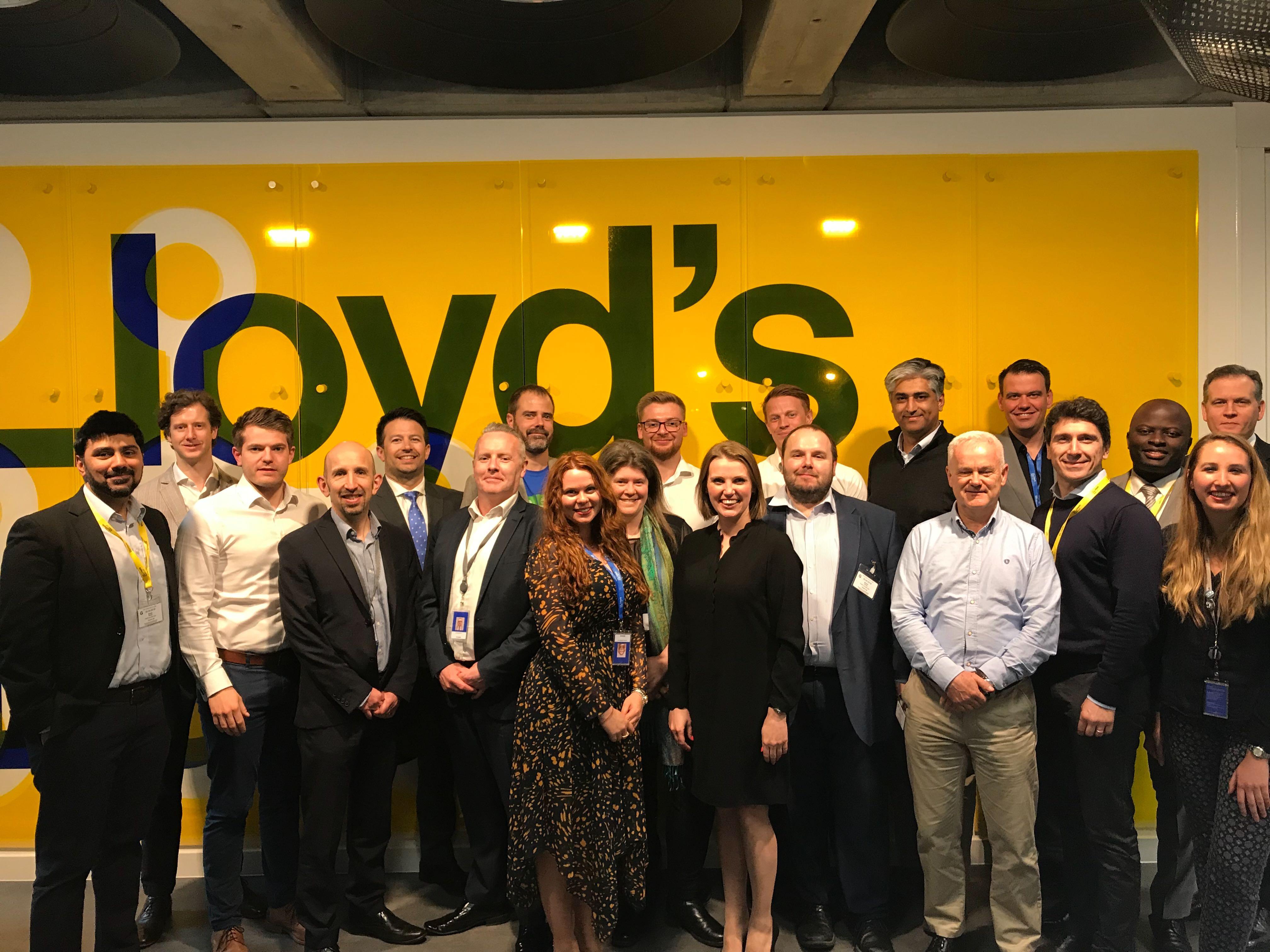 OPTIMIZ Joins Lloyd's Lab 2nd Cohort