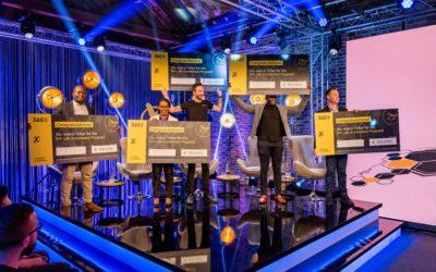 OPTIMIZ Wins EUR100K in Investments