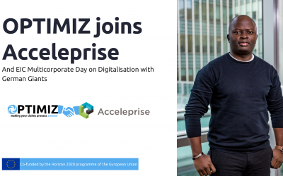 OPTIMIZ Joins Acceleprise