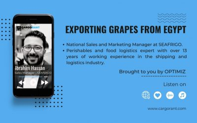 Ibrahim Hassan – Exporting Grapes From Egypt